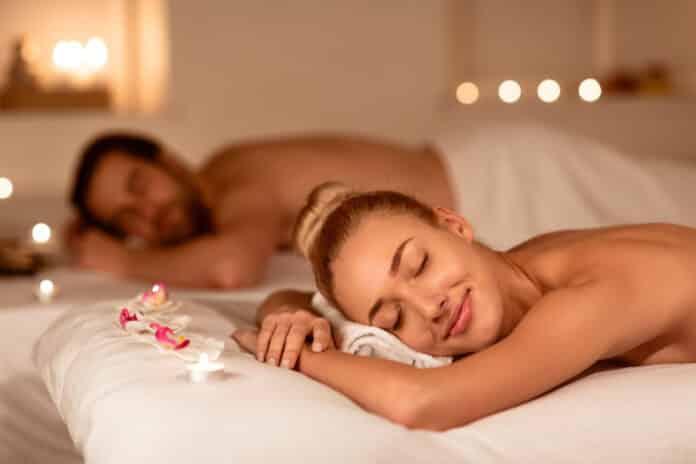 Déroulement - une séance au spa - pause bien-être