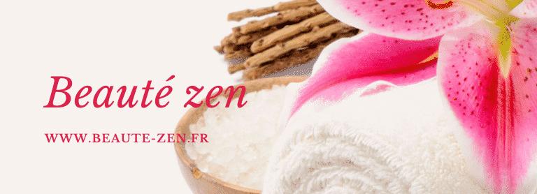 Blog Beauté zen