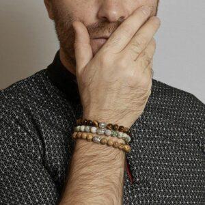 Bracelet pierres Lauren Steven