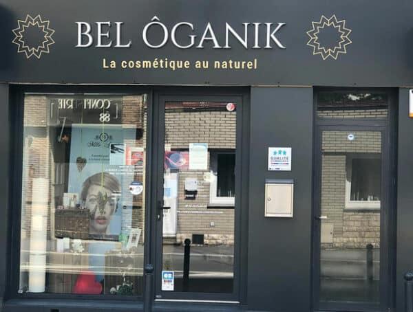 Vente de cosmétiques bio Hénin-Beaumont