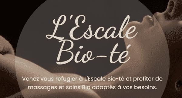 L'escale Bio-té : espace détente et bien-être